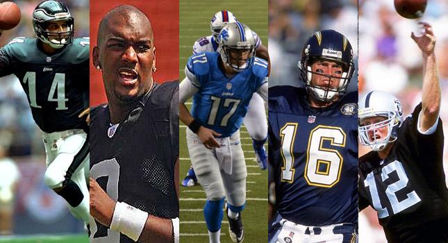 5 Quarterback Busts