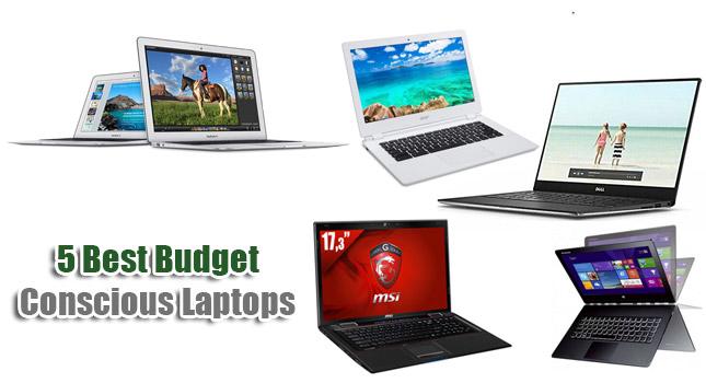 5-Best-Budget-Conscious-Laptops
